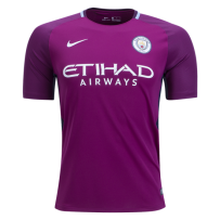 Nike Manchester City Away Jersey 17/18