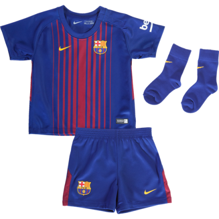 Nike Barcelona Infant Home Kit 17/18
