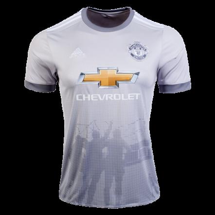 adidas Manchester United Third Jersey 17/18