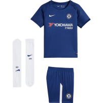 Nike Chelsea Little Boys Home Kit 17/18