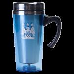 Manchester City Travel Mug w/ Handle