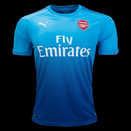 PUMA Arsenal Away Jersey 17/18
