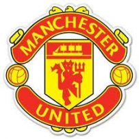 Manchester United Car Decal
