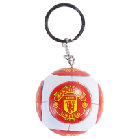 Manchester United Ball Keyring