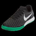 Nike MagistaX Finale II IC - Black/White/Dark Grey/Metallic Silve