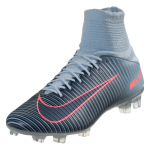 Nike Mercurial Veloce III DF FG - Light Armory Blue/Armory Navy/Armory Blue/Hot Punch