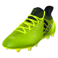 Adidas X 17.1 FG - Solar Yellow/Legend Ink/Legend Ink