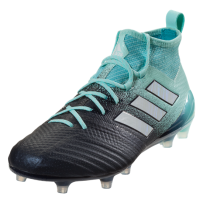 Adidas ACE 17.1 Primeknit FG - Energy Aqua/White/Legend Ink