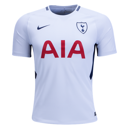 Nike Tottenham Hotspur Home Jersey 17 18 Futbolista World Cayman Islands Football Store