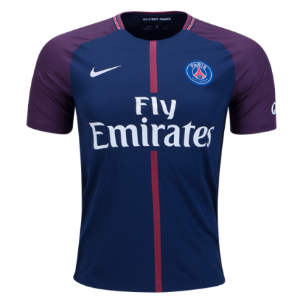 Nike Paris Saint-Germain Home Jersey 17/18