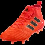 Adidas ACE 17.1 Primeknit FG - Solar Orange/Core Black/Solar Red
