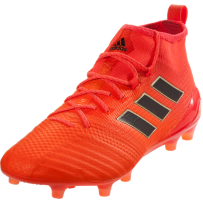 Adidas ACE 17.1 Primeknit FG - Solar Orange/Core Black/Solar Red