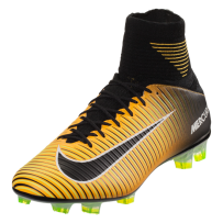 Nike Mercurial Veloce III DF FG - Laser Orange/White/Black/Volt