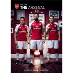 Arsenal 2018 Calendar