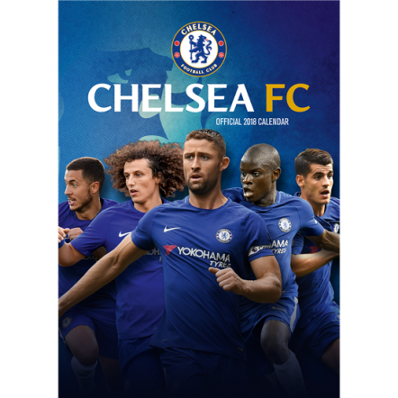 Chelsea 2018 Calendar