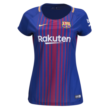Nike Barcelona Women's Home Jersey 17/18