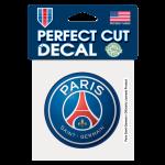 Paris Saint-Germain 4x4 Decal