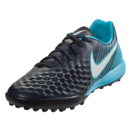Nike Magista X Onda II TF Artificial Turf - White/Gamma Blue