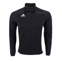 Adidas Tiro 17 Training Jacket (Full Black)
