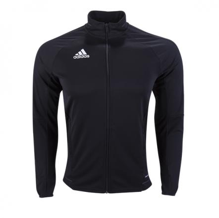 Adidas Tiro 17 Training Jacket (Full Black)