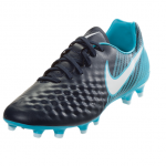 Nike Magista Onda II FG (White/Gamma Blue)