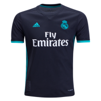 Adidas Real Madrid Youth Away Jersey 17/18