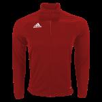 Adidas Tiro 17 Training Jacket (Full Red)