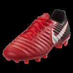 Nike Tiempo Ligera IV FG - University Red/White/Black