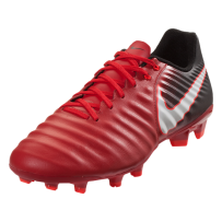 Nike Tiempo Ligera IV FG - University Red/White/Black