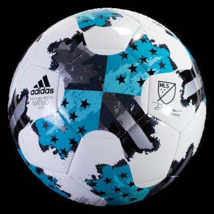 Adidas 2017 MLS Glider Ball