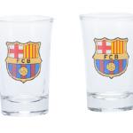 Barcelona 2 Pack Shot Glass