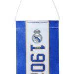 Real Madrid Established 1902 Car Flag