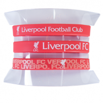Liverpool Wristband - 3 Pack