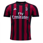 Adidas AC Milan Home Jersey 17/18