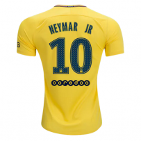 Nike Neymar Paris Saint-Germain Away Jersey 17/18