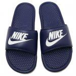 Nike Benassi Just Do It Slipper (Navy)