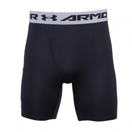 Under Armour Heatgear Compression Short (Black)