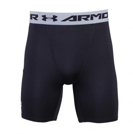 Under Armour Heatgear Compression Short (Black)