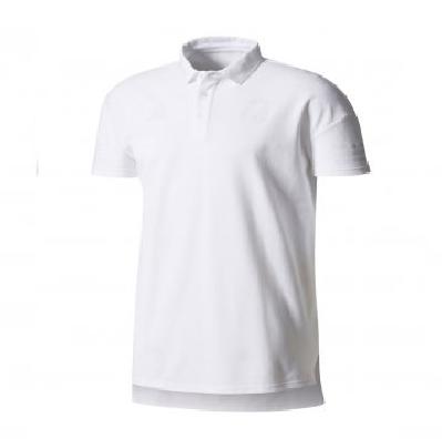 Adidas Real Madrid 17/18 SSP LS Polo (White)