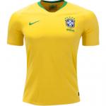 Nike Brazil Home Jersey 2018