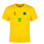 Brazil 2018 FIFA World Cup Russia™ Legend Youth T-Shirt (Yellow)