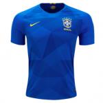 Nike Brazil Away Jersey 2018