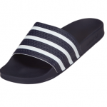 Adidas Originals Adilette Navy/White