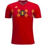 Adidas Belgium Home Jersey 2018