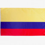 Colombia 3x5 Flag