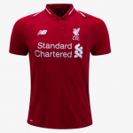 New Balance Liverpool Home Jersey 18/19