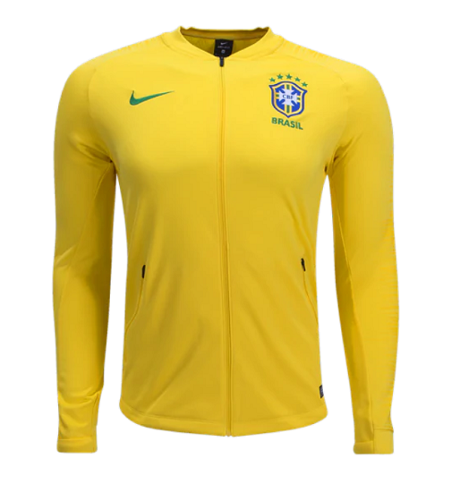 Espectáculo Regularmente Goma de dinero  Nike Brazil Anthem Jacket 2018 | Futbolista World | Cayman Islands Football  Store