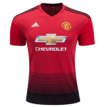 Adidas Manchester United Home Jersey 18/19