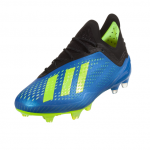 adidas X 18.1 FG (Blue/Solar Yellow/Black)
