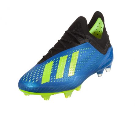 adidas X 18.1 FG (Blue/Solar Yellow/Black)